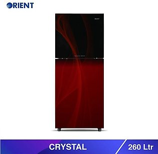 Orient Crystal 260 Liters Refrigerator 10 Cubic (Only For Karachi)