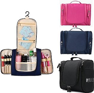 Beauty Vanity Case Makeup Cosmetic Box Hairdressing Nail Art Storage Bag Handing
