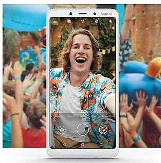 Nokia 3.1 Plus Mobile Phone Dual Sim (3GB -32GB) 4 G 13 MP CAMERA (222)