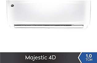 PEL Majestic 4D Air Conditioner 1 Ton(ONLY FOR KARACHI)