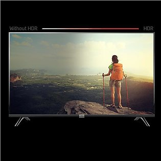 TCL 40 Inch S6500 Smart Android TV (Only For Karachi)