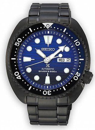 Seiko turtle prospex series diver's wrist watch