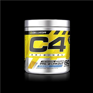 C4 PRE WORKOUT (CELLUCOR)DIETARY SUPPLEMENT ( 60 SERVING )
