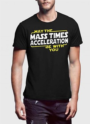 FAST AND FURIOUS MASS ACCELERATION T-Shirt