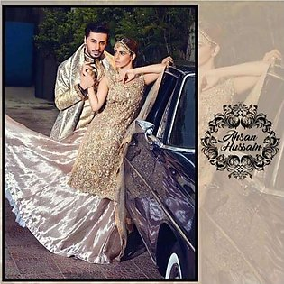 Ahsan Hussain's Luxury Formal SS17/18