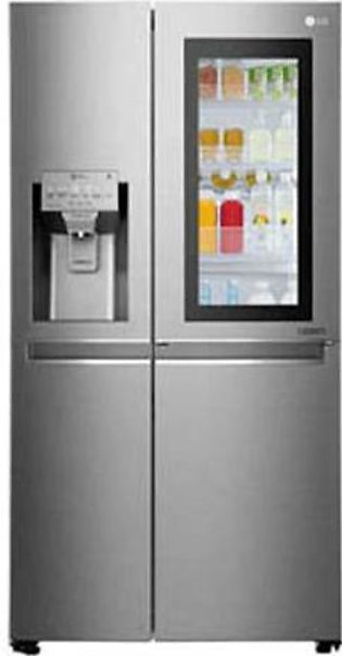 LG Side by Side Refrigerator Insta View
