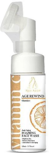 AA - Age Rewind Face Wash with Vitamin C