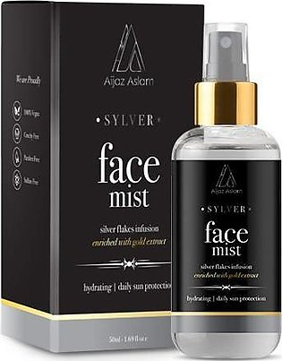 AA - Sylver Face Mist Hydrating | Daily Sun Protection