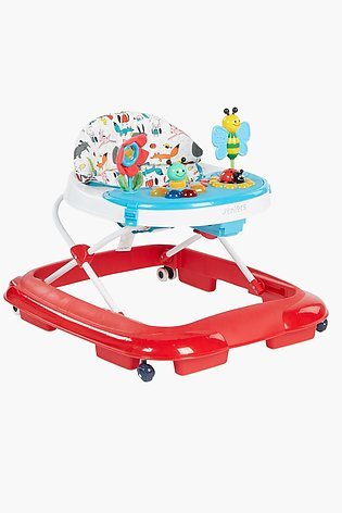 Baby's Walker with Activity Tray