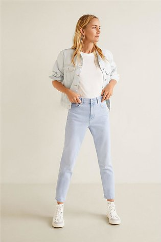 Slim-Fit New Mom Jeans