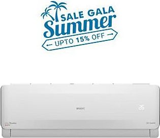 Orient 1.5 Ton Inverter Air Conditioner Hyper 18 G Super White