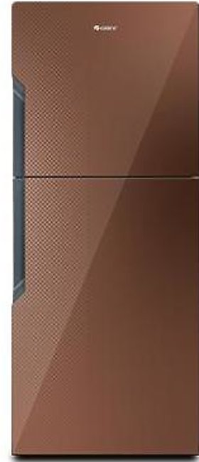 Gree 18 CFT Top Mount Refrigerator E9978G-CW3 Digital Brown