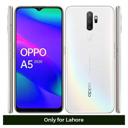 Oppo 6.5 Inches 3GB RAM Smartphone A5-2020