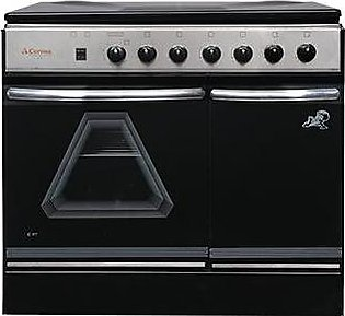 Corona 5 Burners Metal Top Cooking Range C57