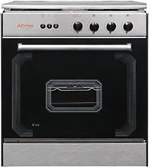 Corona 3 Burners Glass Top Cooking Range C-125