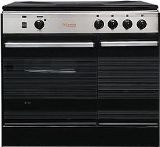 Corona 3 Burners Metal Top Cooking Range C-53AT