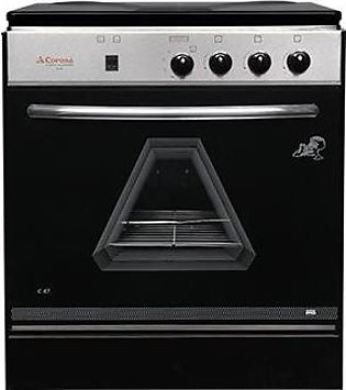 Corona 3 Burners Metal Top Cooking Range C47