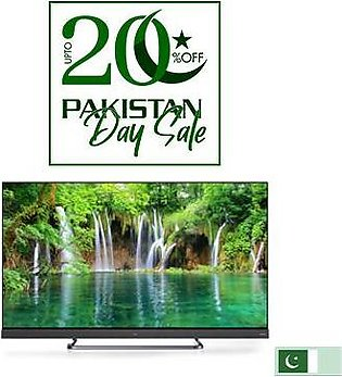 TCL 55 Inches Smart UHD LED TV 55C8