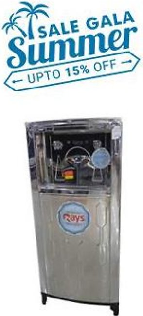Rays 35 Liters Stainless Steel Body Electric Water Cooler 35GSS