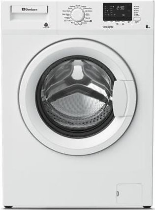 Dawlance 8 kg Front Load Washing Machine DW-FTL8200