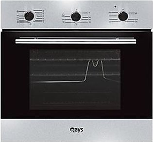 Rays 56L Built-in Electric and Gas Oven FGE2TIX