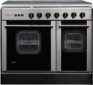 Corona 5 Burners Glass Top Cooking Range C-205SS AT