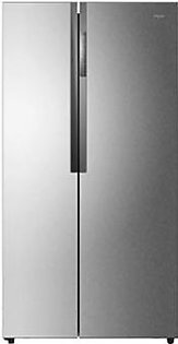 HAIER 19 CFT SIDE BY SIDE REFRIGERATOR HRF-618SS