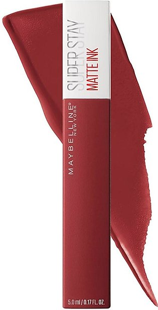Maybelline NY Superstay Matte Ink Liquid Lipstick|50 Voyager