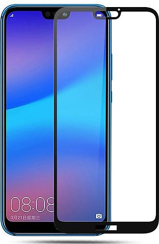 Mocolo Huawei P20 Lite 3D Edge to Edge Tempered Glass - Black