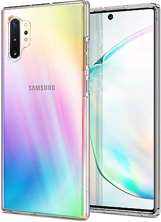 Galaxy Note 10 Plus Case Liquid Crystal – Crystal Clear – 627CS27327