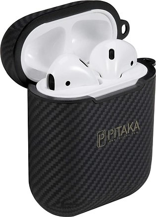 Airpal Mini Aramid Fiber Protective Case for Airpods 1 & Airpods 2 by PITAKA ...