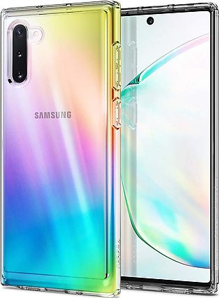 Galaxy Note 10 Case Ultra Hybrid – Crystal Clear – 628CS27375
