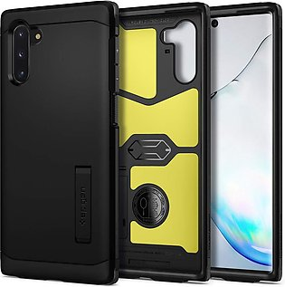 Galaxy Note 10 Case Tough Armor – Black – 628CS27380