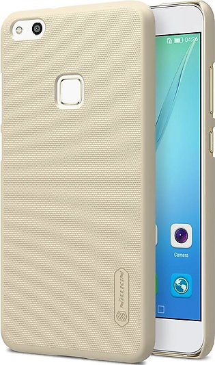 Huawei P10 Lite Frosted Shield Hard Back Cover by Nillkin – Gold