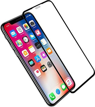 Apple iPhone XS Nillkin Full Coverage 3D CP MAX Tempered Anti-Explosion Prote...