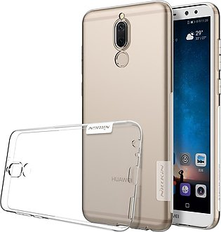 Huawei Mate 10 Lite Premium Silicon Cover – Transparent