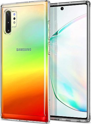 Galaxy Note 10 Plus Case Ultra Hybrid – Crystal Clear – 627CS27332