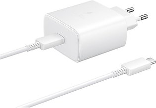 45W Charger Samsung with Power Delivery 3.0 PPS Technology for Galaxy Note 10 &…