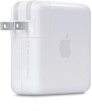 Apple 61W USB-C Power Adapter with PD 3.0 Fast Charging Technology – MNF72