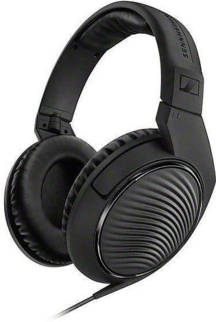 Sennheiser Closed Stereo Monitoring Headphones – HD 200 Pro