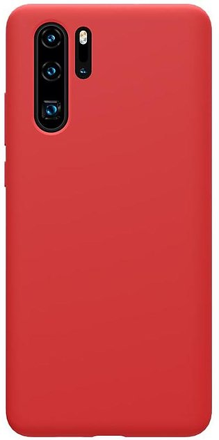Flex Pure Huawei P30 Pro Super Soft Premium TPU Case by Nillkin – Red