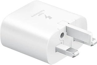 25W Charger Samsung with Power Delivery 3.0 PPS Technology for Galaxy S21 / S21…
