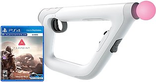 PlayStation 4 Farpoint VR with Aim Controller Bundle - Sony