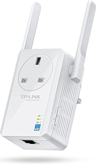 TP-LINK TL-WA860RE IEEE 802.11n 300 Mbps Wireless Range Extender – ISM Band