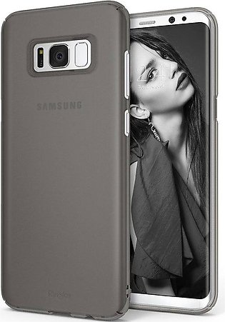 Galaxy S8 Ringke Slim Hard Back Cover - Frost Gray