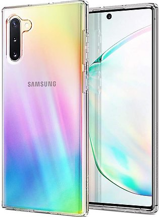 Galaxy Note 10 Case Liquid Crystal – Crystal Clear – 628CS27370