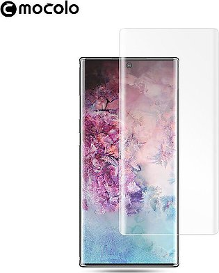 Samsung Galaxy Note 10 UV Glass Protector with UV Light by Mocolo