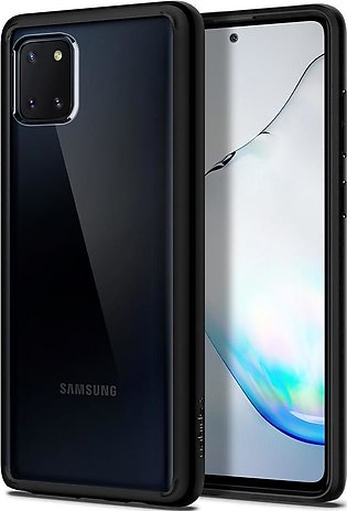 Galaxy Note 10 Lite Ultra Hybrid by Spigen ACS00689 – Crystal Clear
