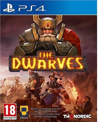 The Dwarves For PlayStation 4 - THQ