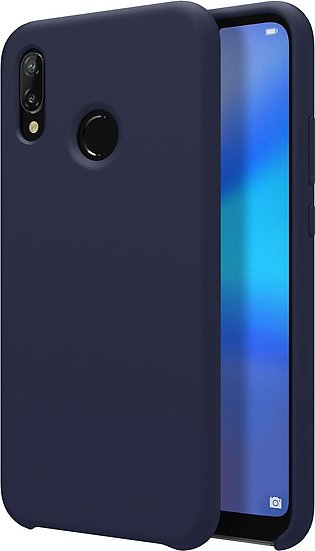 Huawei P20 Lite Flex Pure Soft Premium TPU Case by Nillkin - Dark Blue